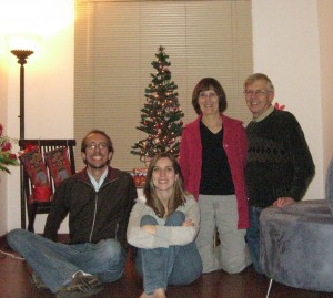 Christmas - Rogers Family