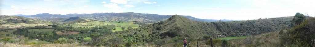 Guatavita Panorama